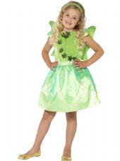Childs Forest Fairy Girls Costume